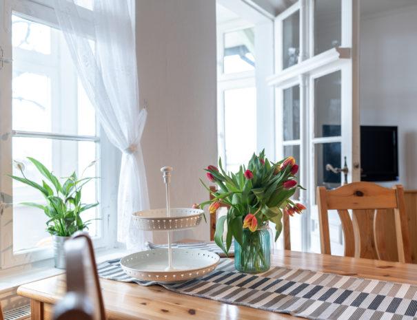 Ferienwohnung #1 - Wohnzimmer
